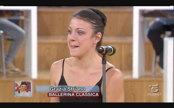 Grazia Striano -Ballerina