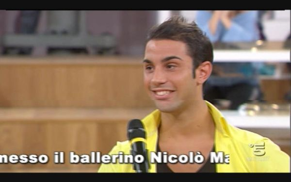 Nicolò Marchionni - Ballerino