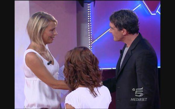 ANTONIO BANDERAS A C'E' POSTA PER TE