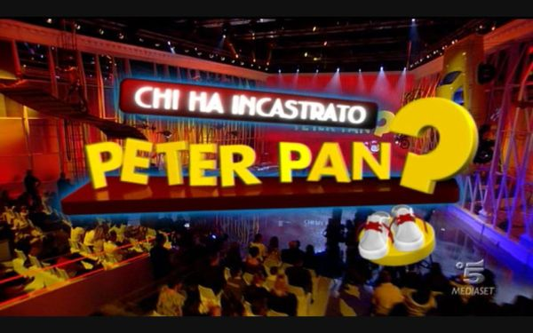 CHI HA INCASTRATO PETER PAN 2009 - 1