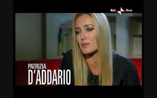 PATRIZIA D'ADDARIO ANNOZERO
